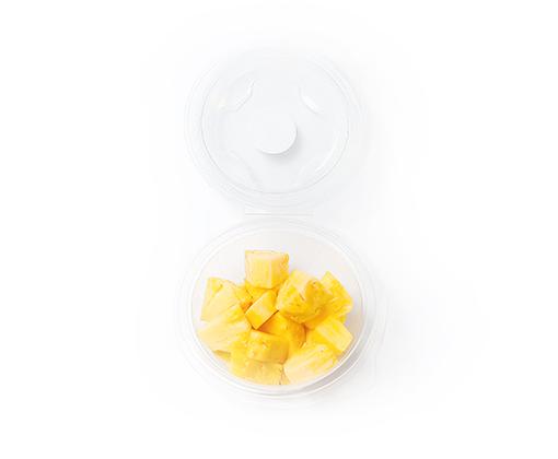 Očišćen ananas 2